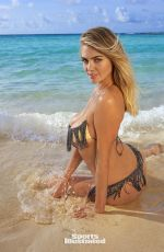 KATE UPTON in Sports Illustrated Swimsuit Issue 2018