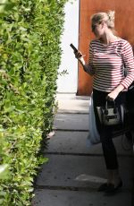 KATE UPTON Out and About in Los Angeles 02/01/2018