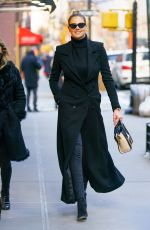 KATE UPTON Out for Lunch in New York 02/08/2018
