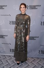 KATE WALSH at Roundabout Theatre Company Gala 2018 in New York 02/26/2018