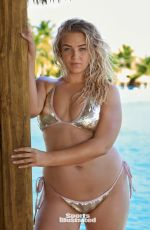 KATE WASLEY in Sports Illustrated Swimsuit 2018 Issue