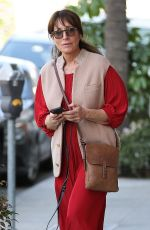 KATEY SAGAL Out Shopping in Beverly Hills 02/05/2018