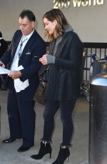 KATHARINE MCPHEE at Los Angeles International Airport 02/19/2018