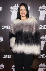 KATHRINE NARDUCCI at First We Take Brooklyn Premiere in New York 02/07/2018
