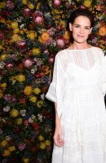KATIE HOLMES at Zimmerman Store Opening at Fall/Winter 2018 at New York Fashion Week 02/06/2018
