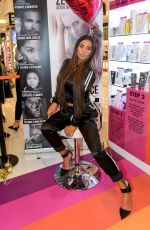 KATIE PRICE at Zero Skin Launch in Cardiff 02/18/2018