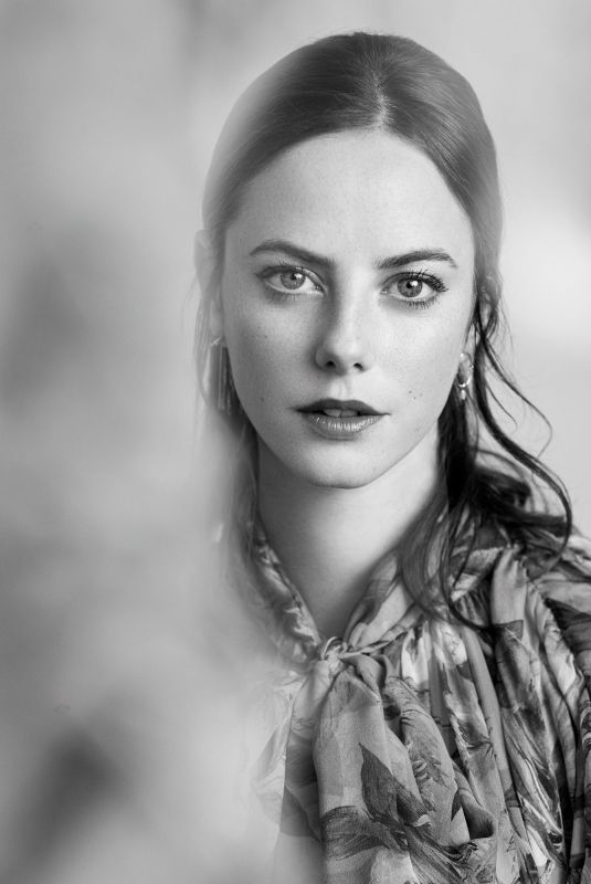 KAYA SCODELARIO for Marie Claire Magazine, UK March 2018