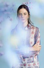 KAYA SCODELARIO in Marie Claire Magazine, UK March 2018