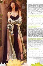 KAYA SCODELARIO in Seventeen Magazine, Mexico March 2018