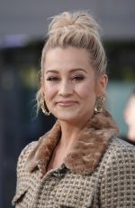 KELLIE PICKLER on the Set of Extra in Los Angeles 02/22/2018