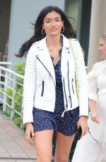 KELLY GALE Out and About in Sydney 02/14/2018