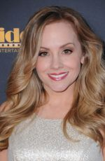 KELLY STABLES at 26th Annual Movieguide Awards in Los Angeles 02/02/2018