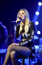 KELSEA BALLERINI Performs at Opening Night of The Unapologetically Tour in Birmingham, Alabama 02/08/2018