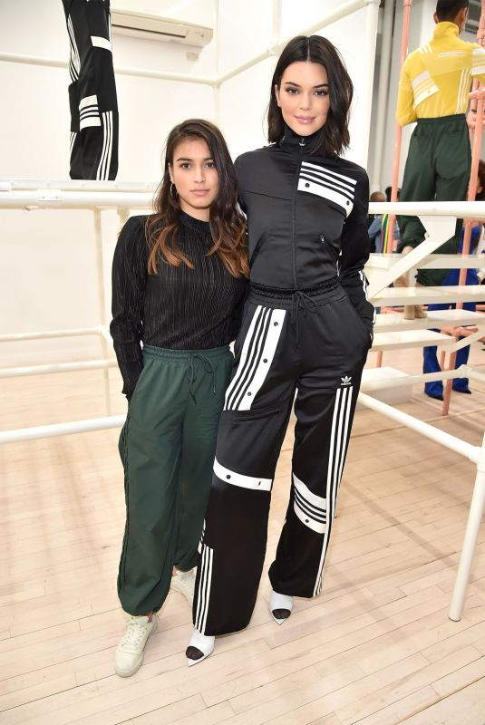 KENDALL JENNER at Adidas Originals by Danielle Cathari Presentation in New York 02/08/2018