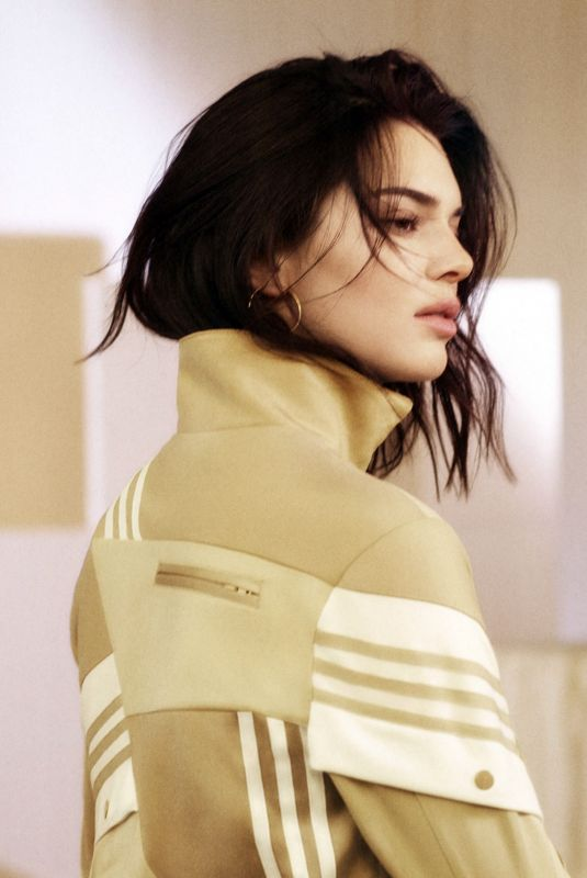KENDALL JENNER for Danielle Cathari x Adidas Originals, Collection 2018