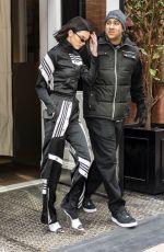 KENDALL JENNER Leaves Mercer Hotel in New York 02/08/2018