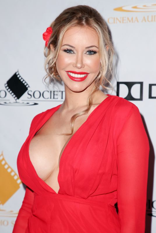 KENNEDY SUMMERS at Cinema Audio Society Awards 2018 in Los Angeles 02/24/2018