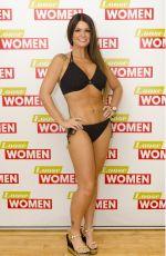 KERRY KATON in Bikini on Loose Women TV Show in London 02/02/2018