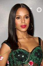 KERRY WASHINGTON at Costume Designer Guild Awards 2018 in Beverly Hills 02/20/2018