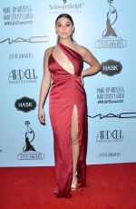 KIRA KOSARIN at 2018 Make-up Artists and Hair Stylists Guild Awards in Los Angeles 02/24/2018