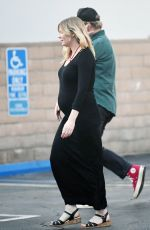 KIRSTEN DUNST and Jesse Plemons Leaves a Dry Cleaner in Los Angeles 02/07/2018