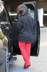 KOURTNEY KARDASHIAN Out and About in Calabasas 02/21/2018