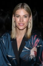KRISTEN TAEKMAN at Anna Sui Fall/Winter 2018 Fashion Show at NYFW in New York 02/12/2018