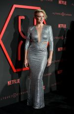 KRISTIN LEHMAN at Altered Carbon Premiere in Los Angeles 02/01/2018
