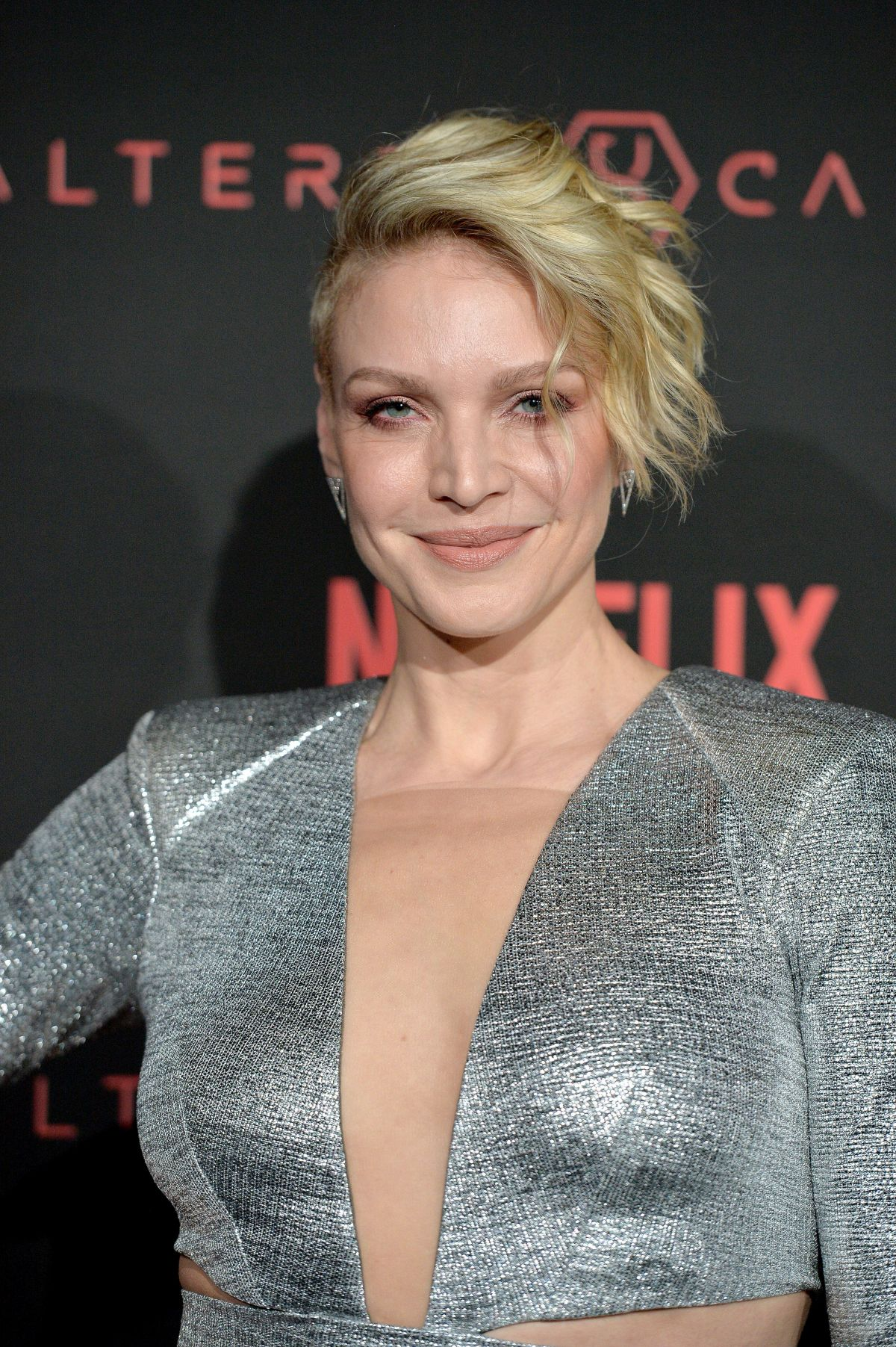 Altered Carbon Kristin kristin lehman at altered carbon premiere in los angeles 02