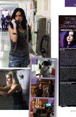 KRSYTEN RITTER in SFX Magazine, April 2018