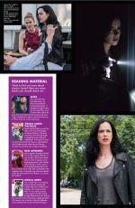 KRYSTEN RITTER in SciFiNow, February 2018 Issue