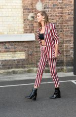 KSENIJA LUKICH on the Set of a Photoshoot in Sydney 02/11/2018