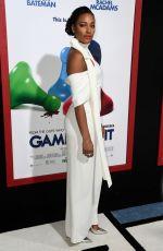 KYLIE BUNBURY at Game Night Premiere in Hollywood 02/21/2018