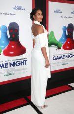 KYLIE BUNBURY at Game Night Premiere in Los Angeles 02/21/2018
