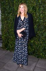 KYLIE MINOGUE at Charles Finch & Chanel Pre-bafta Party in London 02/17/2018