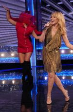 KYLIE MINOGUE Performs on Ant & Dec