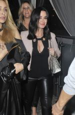 KYLIE RICHARDS Night Out in West Hollywood 02/10/2018