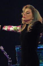 LADY GAGA Performs at Barclaycard Arena in Birmingham 01/31/2018