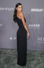 LAIS RIBEIRO at Amfar Gala 2018 in New York 02/07/2018