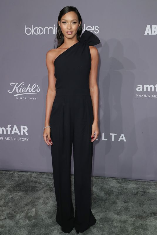 LAIS RIBEIRO at Amfar Gala 2018 in New York 02/07/2018