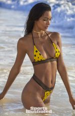 LAIS RIBEIRO in Sports Illustrated Swimsuit 2018 Issue