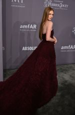 LARSEN THOMPSON at Amfar Gala 2018 in New York 02/07/2018