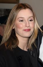 LAURA CARMICHAEL at Walking with the Wounded Gala in London 02/06/2018