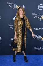 LAURA DERN at A Wrinkle in Time Premiere in Los Angeles 02/26/2018