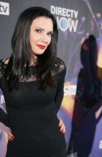 LAURA MENNELL at Direct TV Now Super Saturday Night in Minneapolis 02/03/2018