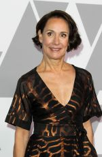LAURIE METCALF at 90th Annual Oscars Nominees Luncheon in Beverly Hills 02/05/2018