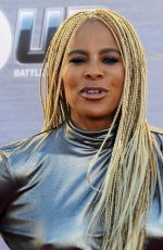 LAURIEANN GIBSON at The Four: Battle for Stardom Viewing Party in West Hollywood 02/08/2018