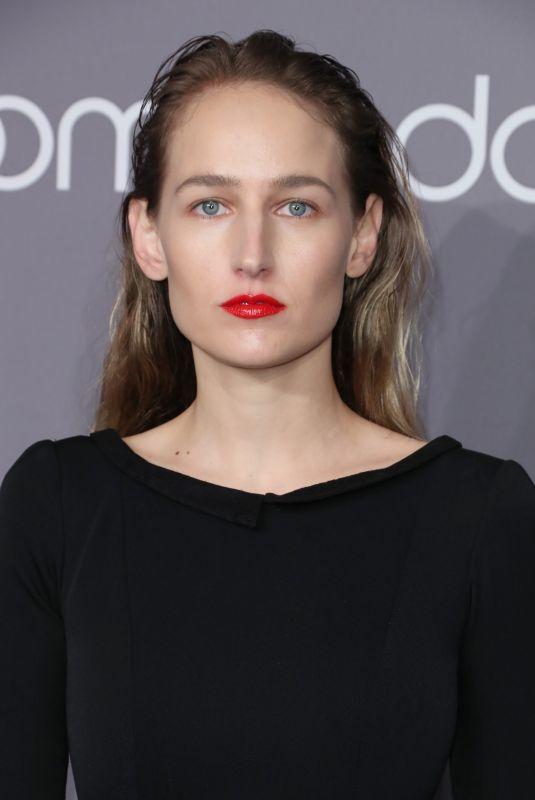 LEELEE SOBIESKI at Amfar Gala 2018 in New York 02/07/2018