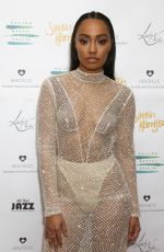 LEIGH-ANNE PINNOCK at Nailing Mental Health Valentine