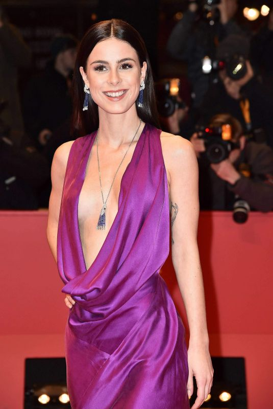 LENA MEYER-LANDRUT at Berlinale Film Festival 02/19/2018